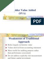 Shareholder Value Added