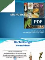 MICROBIOLOGÍA presentación
