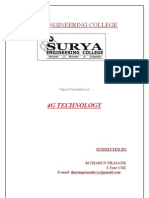 P001. 4G TECHNOLOGY, Surya Engg Cllg