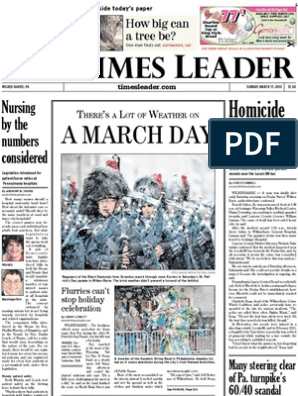 A March Day: Imes Eader