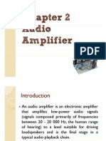Chapter 6 - Audio Amplifier