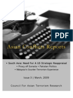 Asian Conflicts Reports 3-1