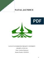 NEONATAL JAUNDICE .docx