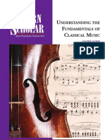 81730025 Understanding the Fundamentals of Classical Music Richard Freedman
