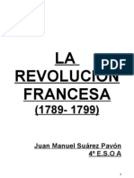 Trabajo Revolucion Francesa