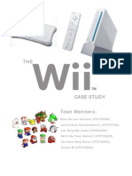 MT5007 - The Wii Case Study