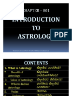 29 - Introduction to Astrology