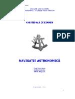 Navigatie Astronomica-Modul 3