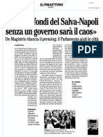 Rassegna Stampa 17.03.13