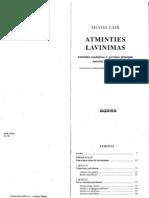 Atminties Lavinimas (Lair, Silvija, 2001) (Nera 40-41)