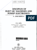 Principles of Electrical Machines and Power Electronics P_C_Sen