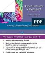 76391080 Chapter 8 Training and Developing Employees