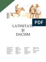 Latinitate Si Dacism(1)