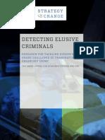 HCSS Report Detecting Elusive Criminals