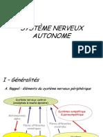 Systeme Nerveux Autonome