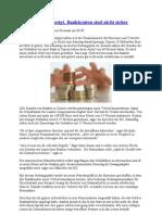Zypern-Rettung Zeigt Bankkonten Sind Nicht Sicher