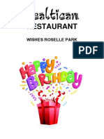 Happy Birthday Roselle Park, From Nealtican