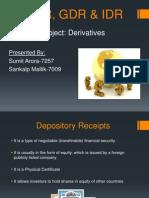 50630432-ADR-GDR-IDR-2003.ppt