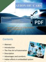 Automation Car