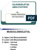 Musculoskeletal New