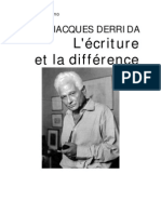 Ecriture Difference