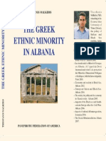 Greek Minority in Albania -By Theofanis Malkidis.doc