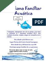 Promocion Jymkana Acuatica