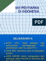 sejarah perkembangan radio indonesia