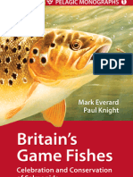 Britains Game Fishes - Contents and Sample Chapter