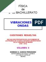 2 2 Vibraciones y Ondas Cues Ti Ones Resueltas de Acceso a La Universidad II