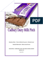 46801673 Cadbury Dairy Milk Report