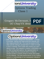 Forex Options Trading