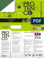 Catalogoprotenco.pdf Tintes Penetrantes