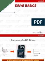 PS Basics of a DC Drive