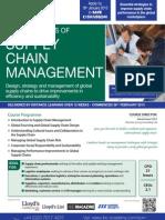 FLR2329HA101 Fundamentals of Supply Chain Management Web