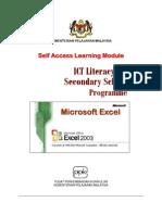 Self Access Learning Module