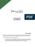 Anti Fraud Handbook