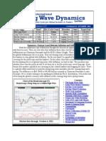 LWD Letter - October 2012