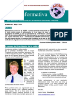 Newsletter N66 Spanish