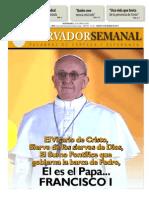 Observador Semanal del  14/03/2013