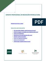 Mediacion Intercultural