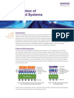 Test Automation of 3D Integrated Systems