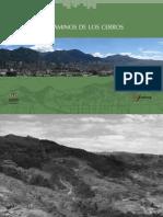 Libro El Camino de Los Cerros
