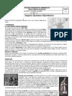 Taller de Lectura Sacro Imperio Rom Germanico 2013