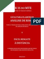 Guia Para Analise de Risco Nr 35