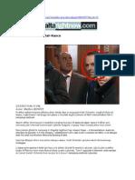Keith Schembri / Labour's Electoral Campaign Maltarightnow 18FEB13
