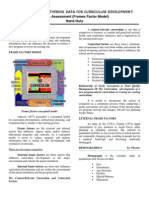 External Frame Factors_hand-Outs