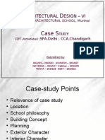 CCA, SPA & CEPT case studies