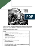 Guía apoyo. Liberalismo y nacionalismo