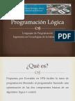 Programación Lógica UPSLP